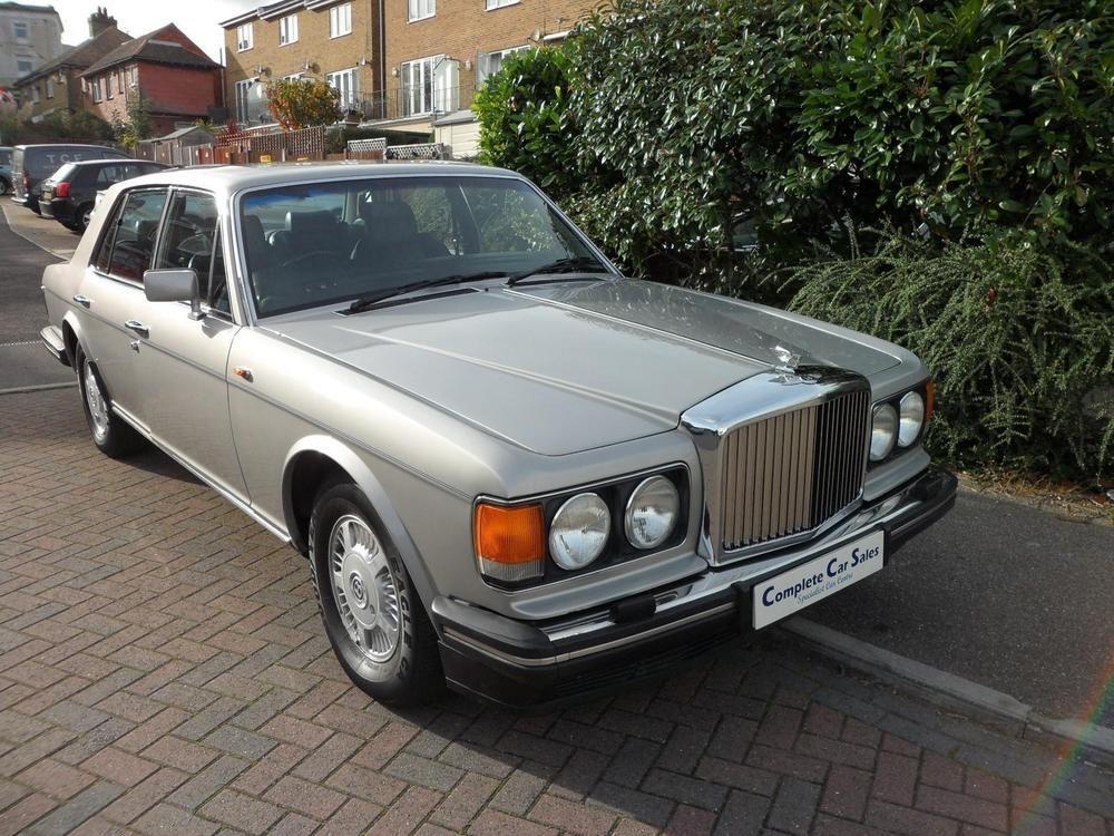 Bentley mulsanne s saloon 6.7v8 classic car px sl Mercedes boxster ...