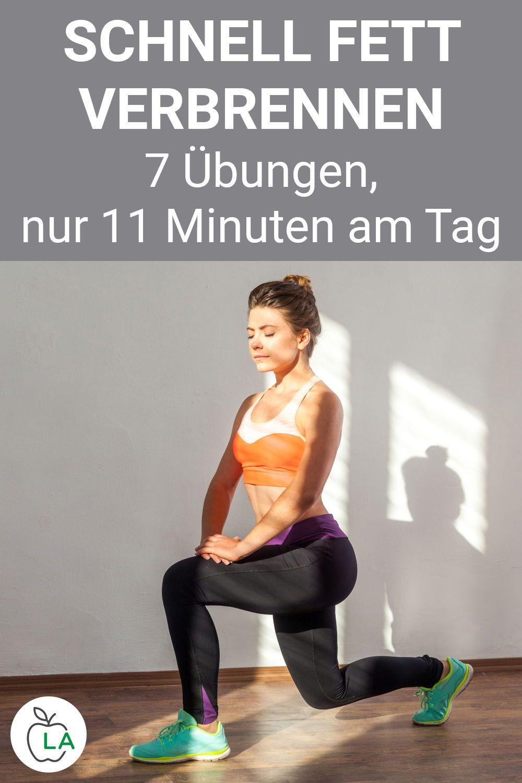 Photo of Schnell abnehmen durch Krafttraining: 7 Übungen, 11 Minuten am Tag