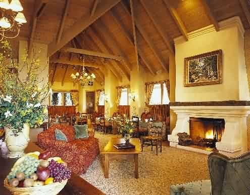 Vintage Inn Napa Destinations Usa House Styles Hacienda Style