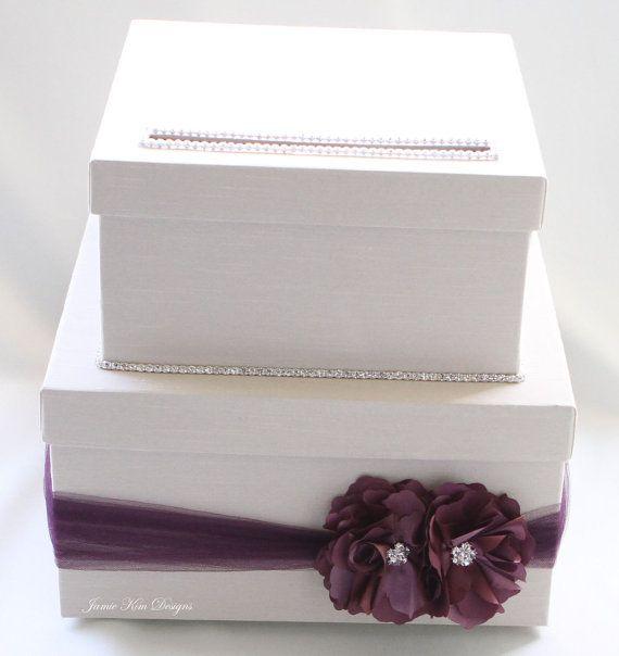 Wedding Card Box Gift Holder Money