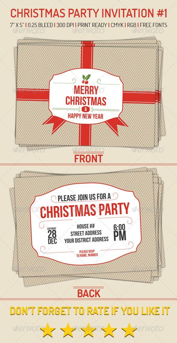 50 + Creative and Fresh Unique Invitation Party Cards - Tech ...