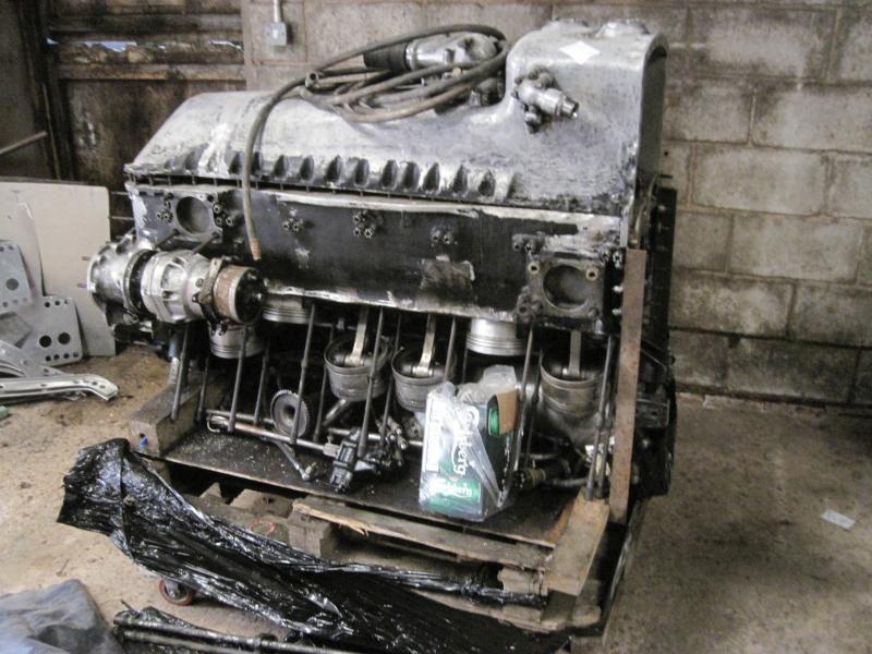 Auction Lot 127 (Avro Shackleton Rolls-Royce Griffon 58