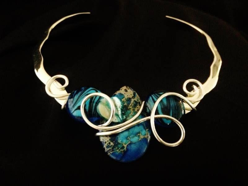 prettywiredupjewelry.com - Necklaces