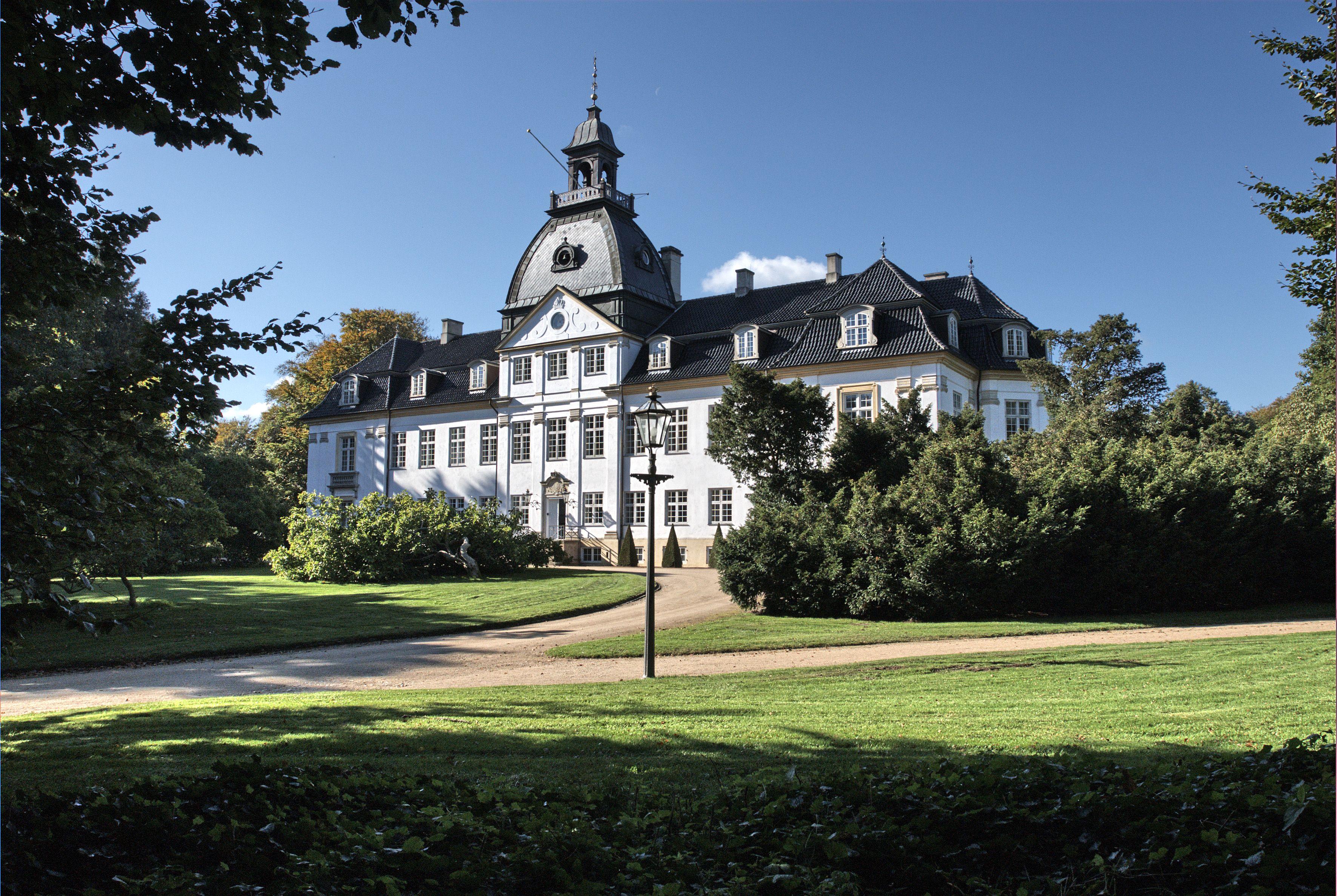 Photo Finn Christoffersen Charlottenlund Palace