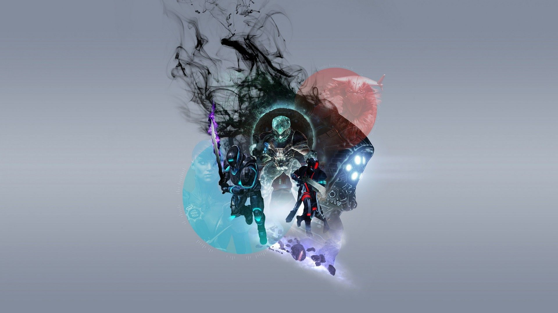 Destiny 2 Shadowkeep Wallpaper In 2020 Art Wallpaper Uhd Wallpaper Concept Art