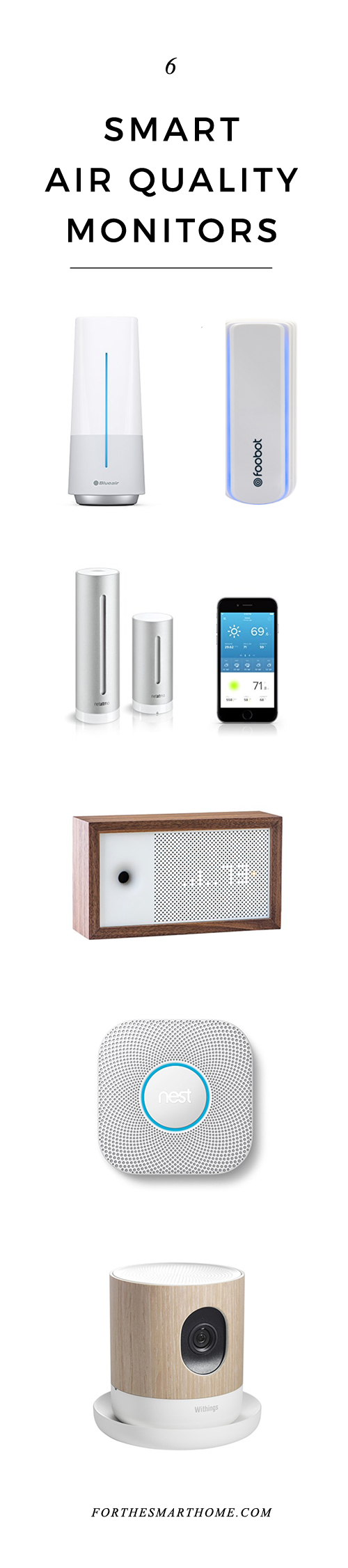 Breathe freely with our guide to 6 of the top smart air