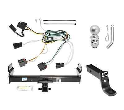 Auto Parts General Class 3 Trailer Hitch Tow Kit W 2 Ball Wiring For Jeep Grand Cherokee Motor Class 3 Trailer H Trailer Hitch Jeep Grand Cherokee Jeep
