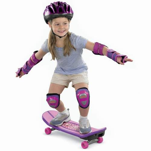 Skateboard Safety Equipment