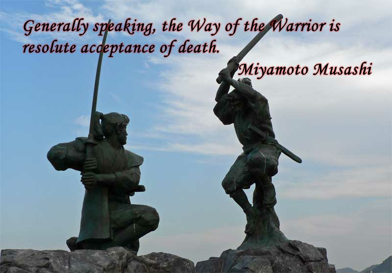 Miyamoto musashi spirituality pinterest spr che - Miyamoto musashi zitate ...