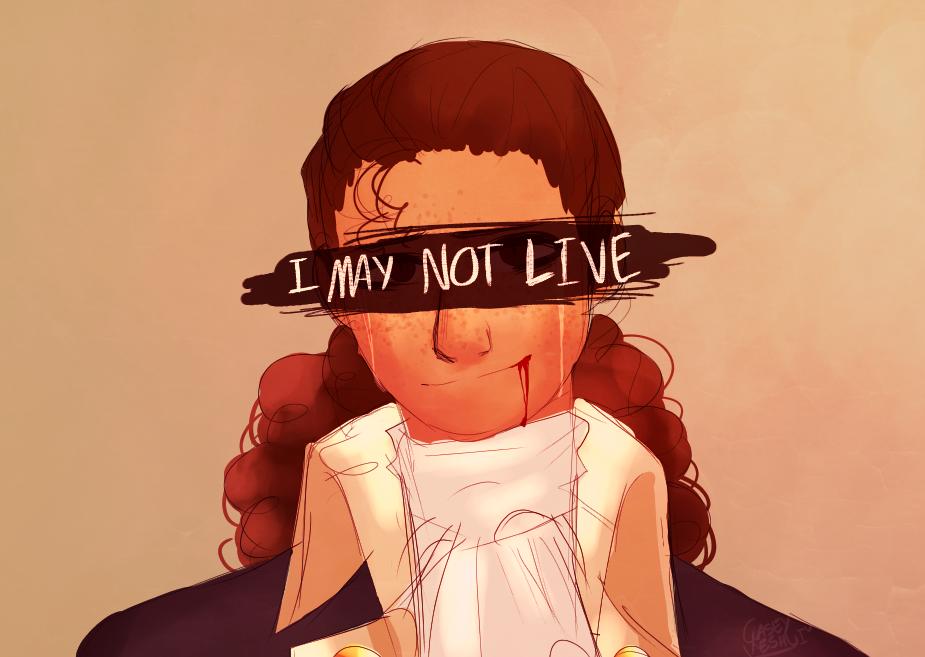 I May Not Live By Caseykeshui John Laurens Hamilton Hamilton Comics