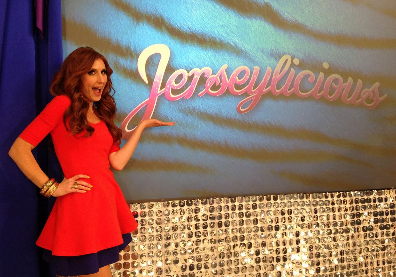 Host Jessi Cruickshank Gives a emJerseylicious/em Reunion Play-by-Play! - Style Network