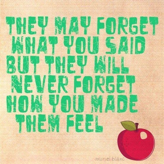 Teacher Appreciation Week: You DO Make a Difference
