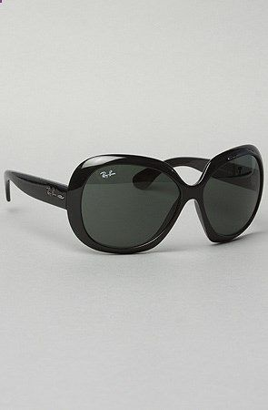 Ray Ban The Jackie Ohh II Sunglasses in Black   Karmaloop.com - Global  Concrete Culture   Classic and Classy Clothing   Pinterest   Lunettes, Lunettes  de ... 0140dfac1501