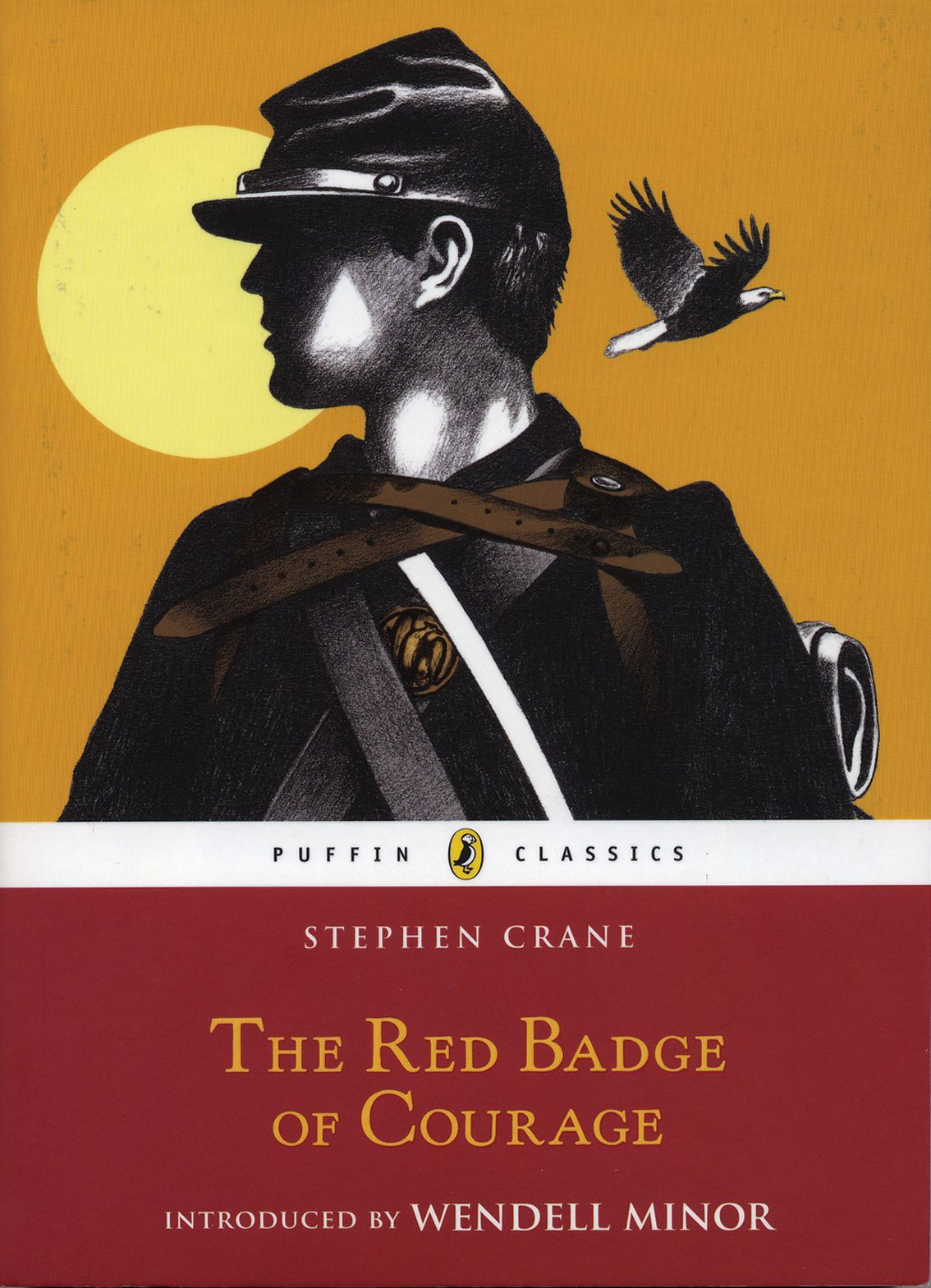 The Red Badge Of Courage By Stephen Crane Challenge I Lit Not One Of My Favorites With Images Stephen Crane Civil War Books Books For Teens