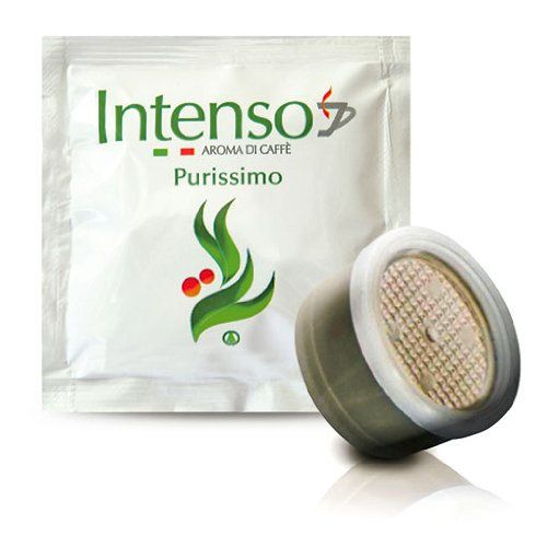 Intenso Espresso Purissimo Capsules 100 count - For Point Machines - http://hotcoffeepods.com/intenso-espresso-purissimo-capsules-100-count-for-point-machines/