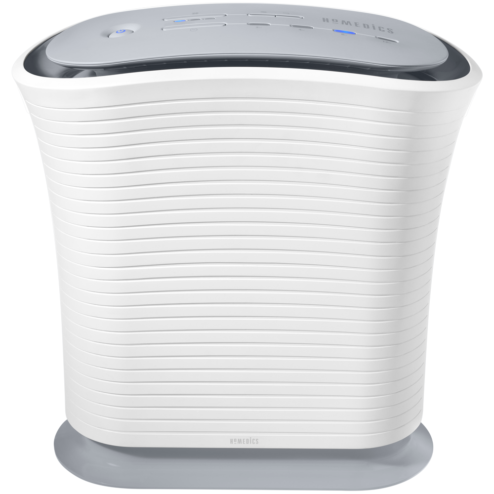 True HEPA Medium Room Air Purifier The HoMedics® True