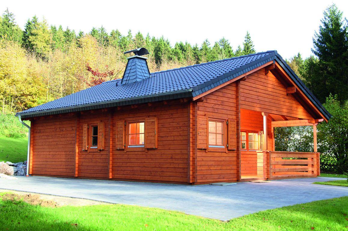 Popular Das Holz Ferienhaus Vogelsberg von Wolff Finnhaus bietet reichlich Platz sodass die komplette Familie den