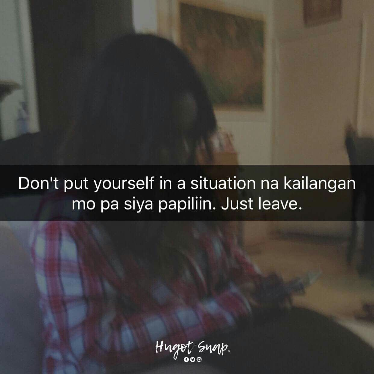 Best 25+ Tagalog Qoutes Ideas On Pinterest