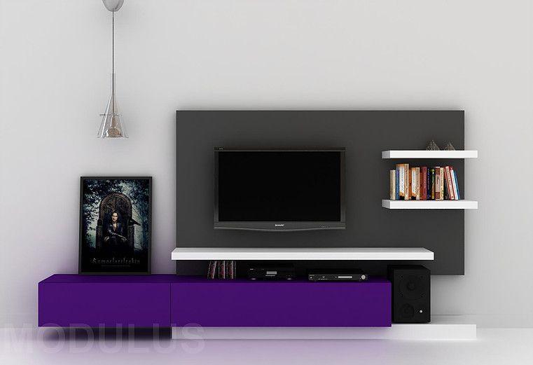 Modulares para Living, Tv, lcd, led Wall unit, muebles para Tv