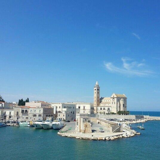 Trani #ridieassapori Puglia