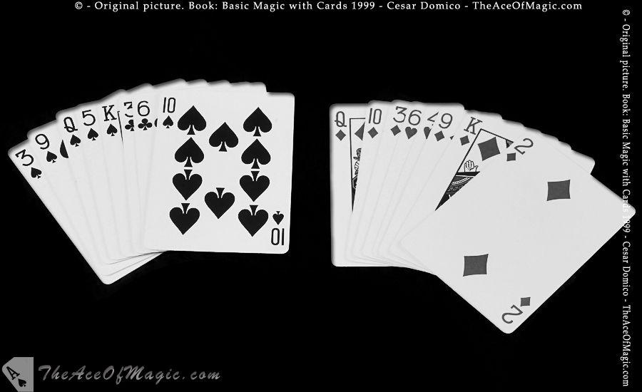Double prediction magic card tricks card tricks cards