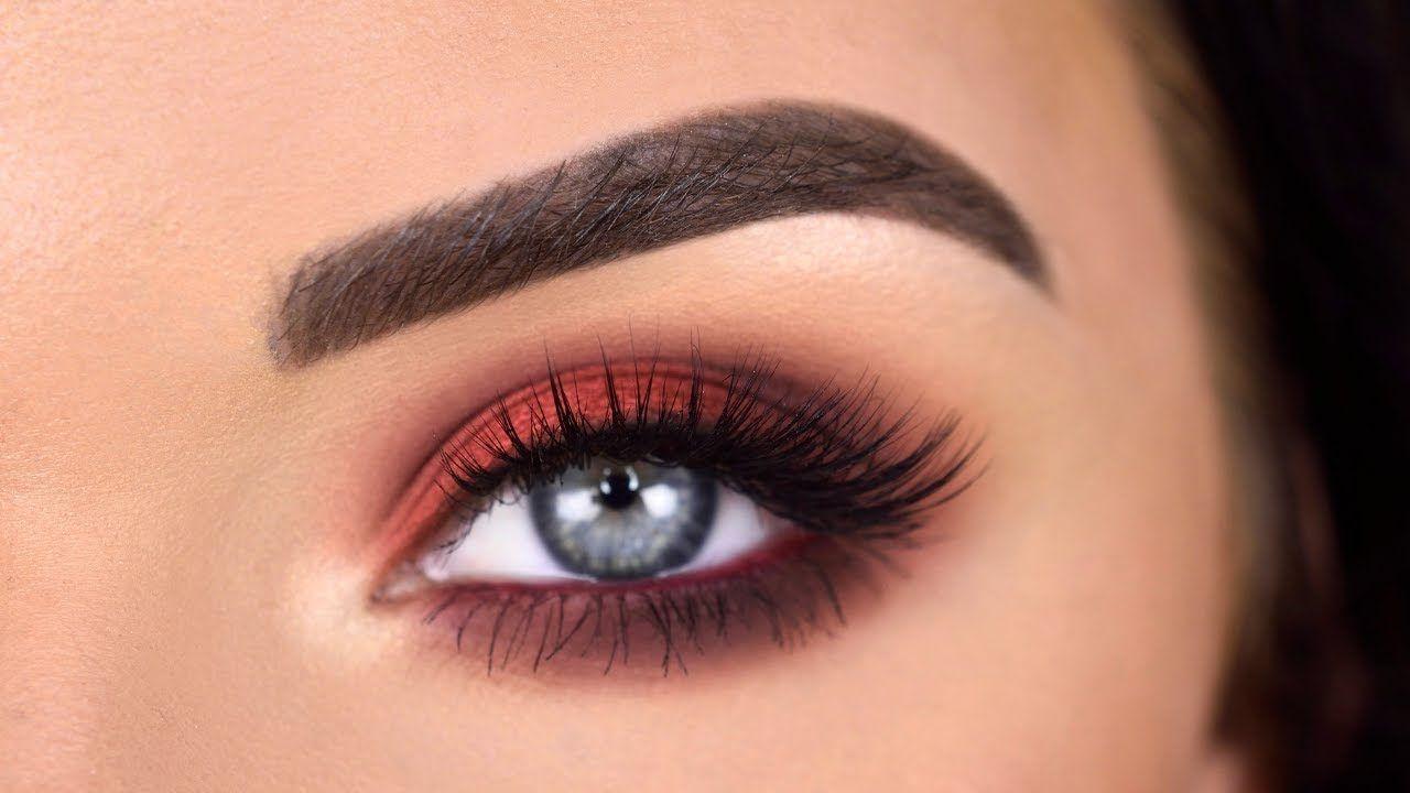 Photo of FALL EYE MAKEUP TUTORIAL | ABX x Jackie Aina Eyeshadow Palette – YouTube #EyeMak…