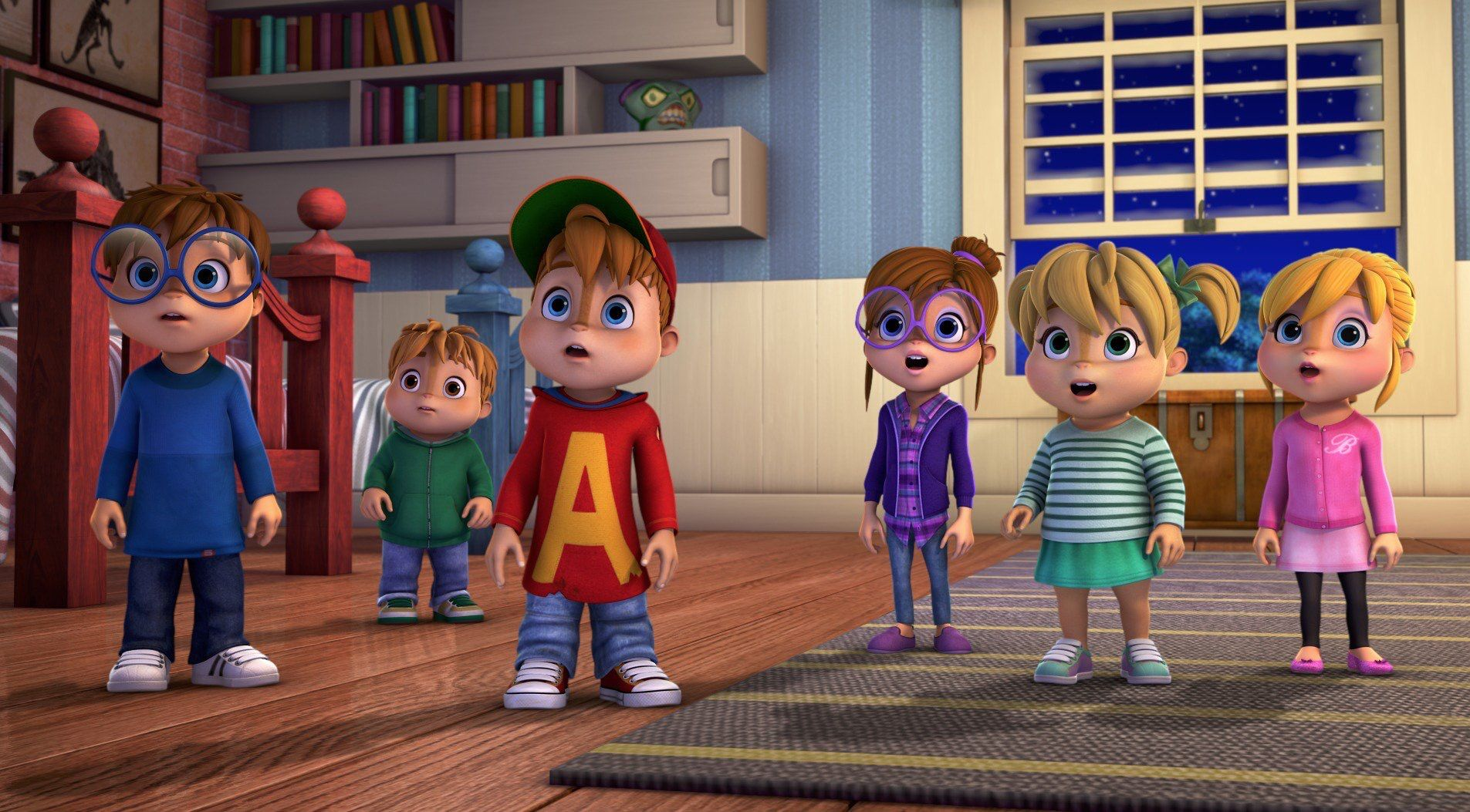 Alvinnn And The Chipmunks Brittany And Alvin alvinnn and the chipmunks | alvin, the chipmunks, chipmunks