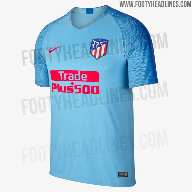 0096213db Nike Atlético Madrid 18-19 Away Kit Leaked - Footy Headlines ...