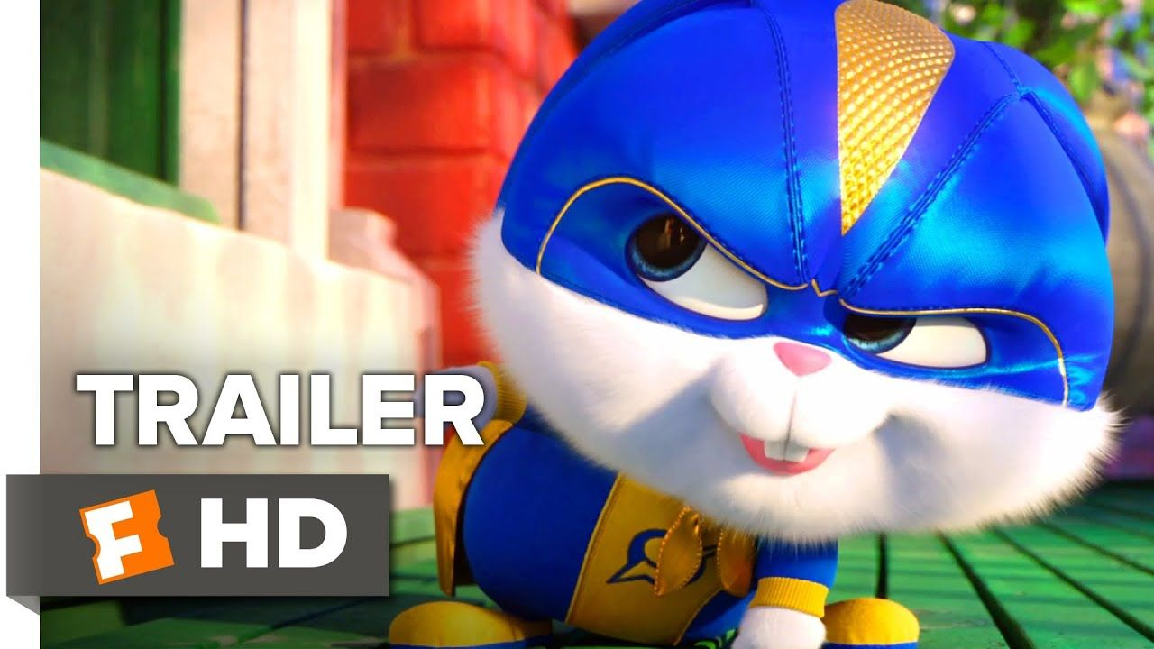 The Secret Life Of Pets 2 Trailer 2019 Snowball Movieclips Trailers Check Out The Official The S Movieclips Trailers Secret Life Of Pets Movie Trailers
