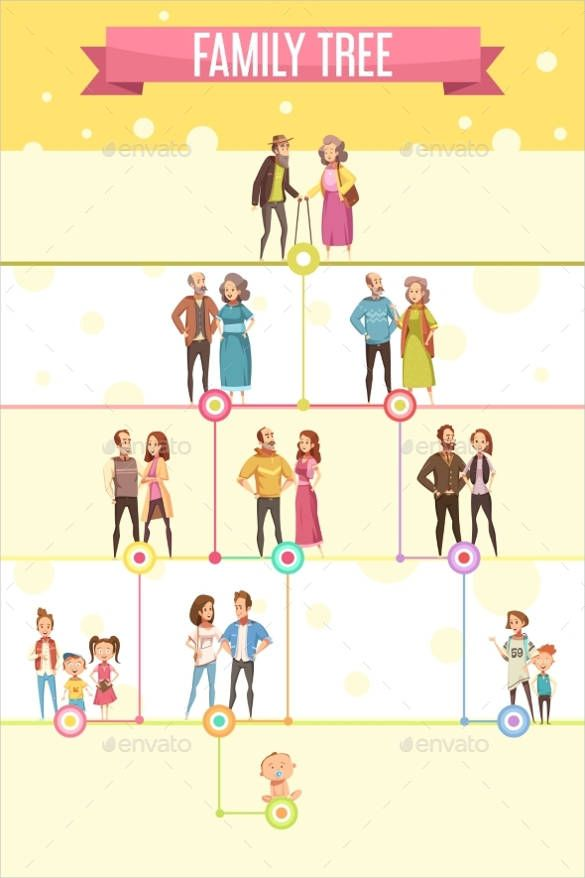 16 Family Tree Templates Word Excel Pdf Templates Www