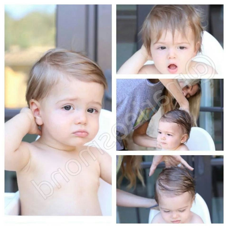 Betty Laurentsuch A Cute Little Boythe Photo Has Amazing With 1 Year Old Baby Boy Haircuts Baby Boy Hairstyles Baby Boy Haircuts Boys Haircuts