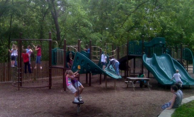 Harmon Park - The Eureka Springs Parks and Recreation Commission