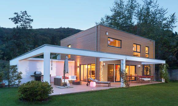 Fertigteilhaus holz  fertigteilhaus holz - Google-Suche | Traumhaus *.* | Pinterest ...