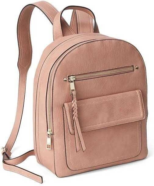 88c9bf80eefb Cute backpack used as a purse.  stylish  girl Cute Leather Backpacks