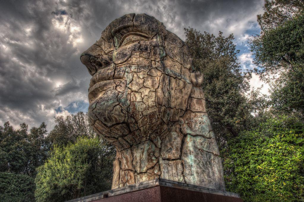 ~ Tindaro Screpolato ~  By ShutterRunner Taken on: April 22, 2011 Location: Boboli Gardens, Florence, Italy