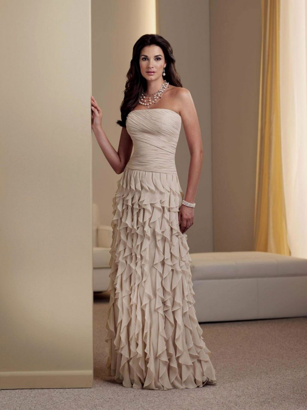 24+ Inspirational Mother Of The Bride Dresses For Outdoor
