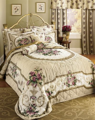 Victoria Tapestry Bedding & Accessories from Montgomery
