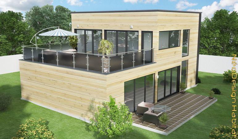 maison en bois tarif