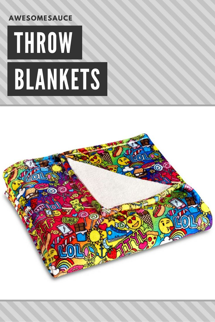 """Oversized Awesomesauce Throw Blanket! 😍😍😍 56""""x68"""" and"""