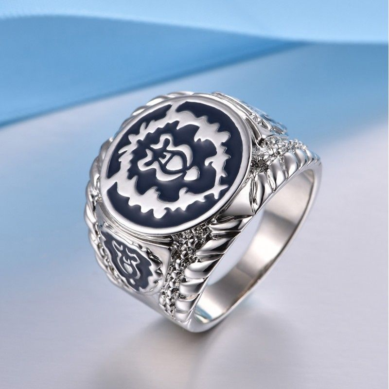 Alliance From World of Warcraft Ring RINGS Pinterest