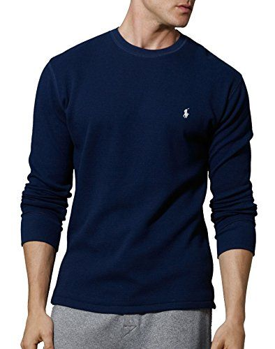 eed7c6dd Beautiful Polo Ralph Lauren Men's Waffle Knit Crew Neck Shirt Mens Fashion  Clothing. [$27.82 - 74.95] allfashiondress from top store