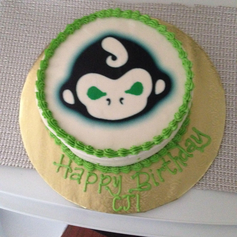 Happy Birthday Vaping Monkey!!!!!
