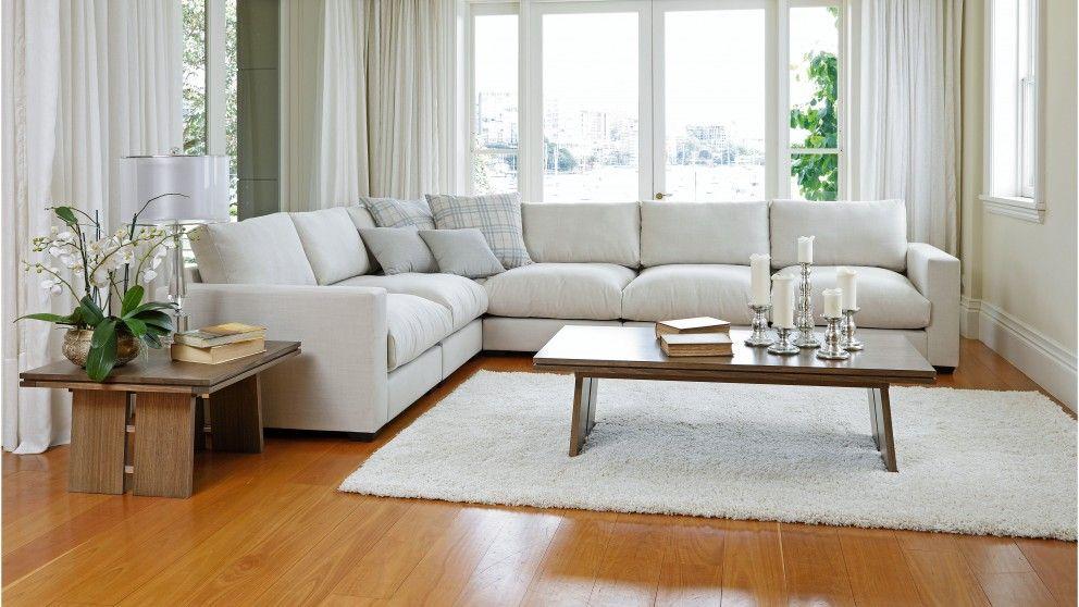 Beecroft Fabric Corner Lounge