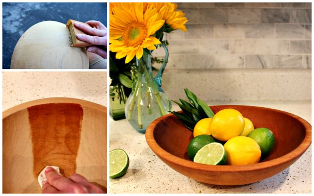 How to Restore an Old Wood Bowl (http://blog.hgtv.com/design/2014/01/09/adventures-in-antiquing-how-to-restore-an-old-wood-bowl/?soc=pinterest)