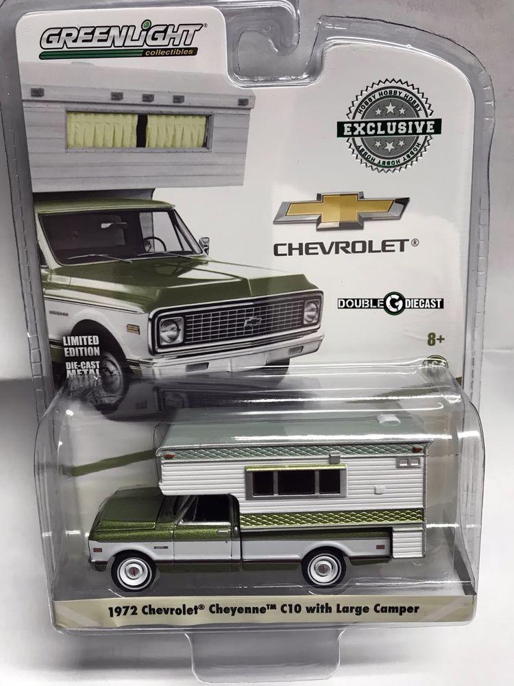 Ford f-100 pick up 1973 negro maqueta de coche 1:18 GreenLight Collectibles