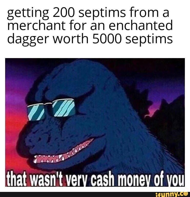 Pin On Funny Elder Scrolls Memes