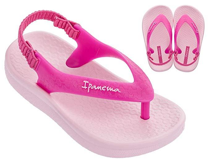 Ipanema Kids' Ana Tan Baby Sandal