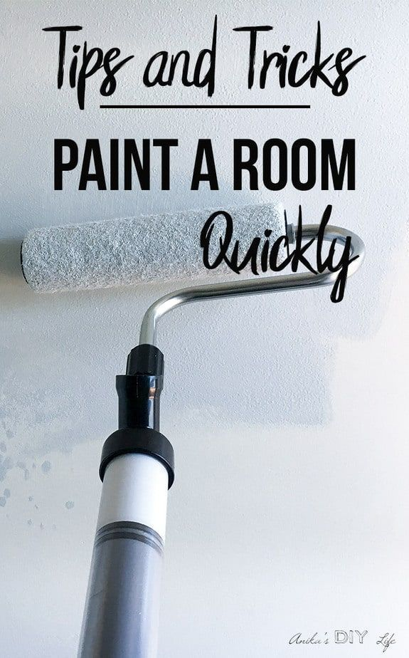 Steps To Paint A Room: How To Paint A Room Quickly - Tips And Tricks