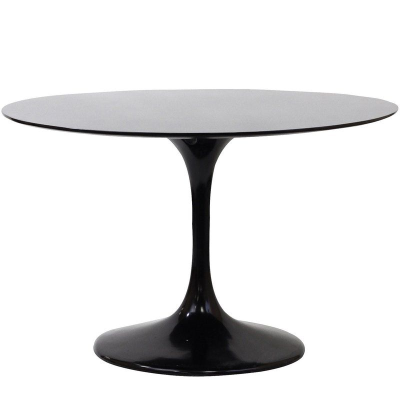 Julien Metal Dining Table With Images Fiberglass Dining Table