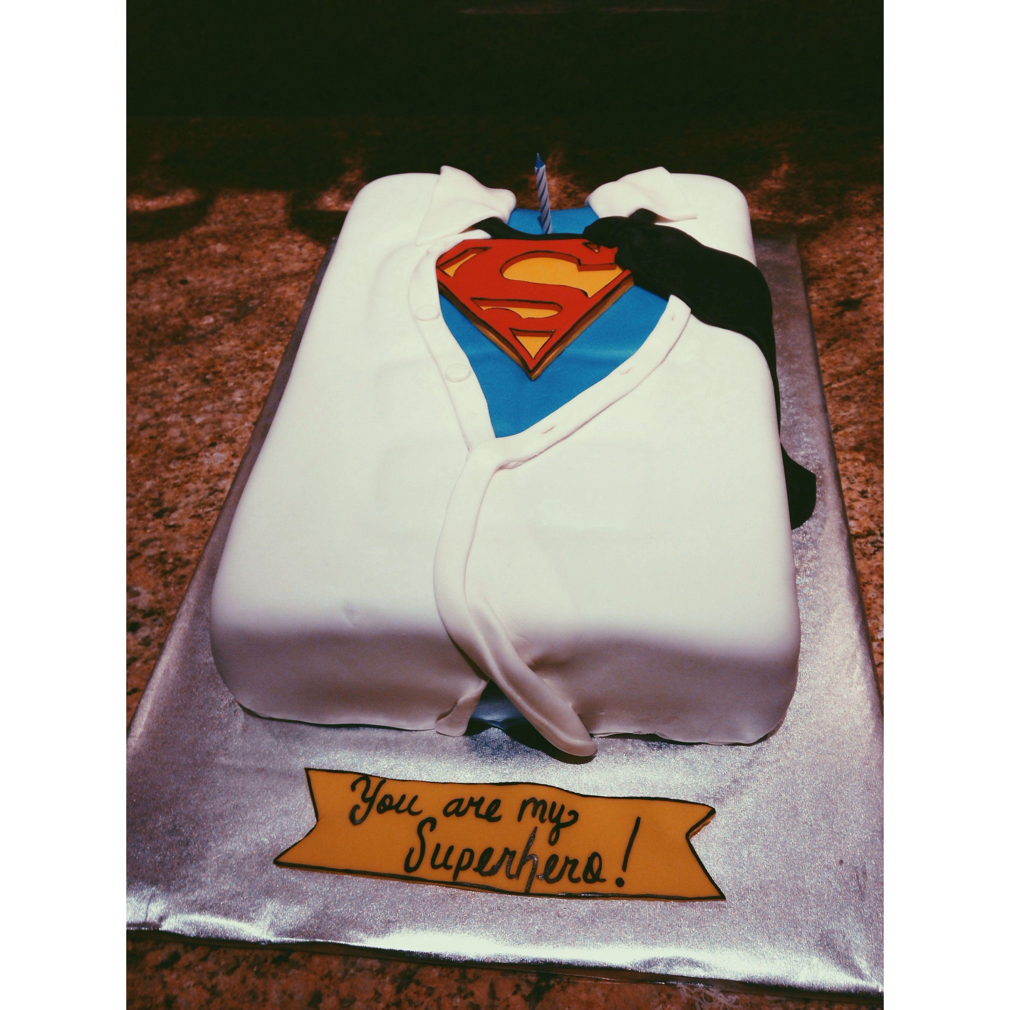 Husband S Birthday Cake